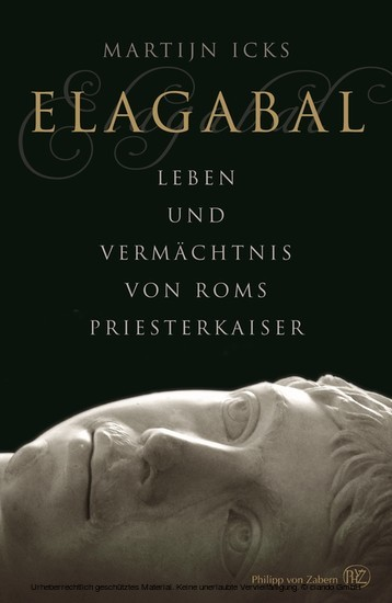Elagabal - Blick ins Buch