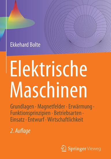 Elektrische Maschinen - Blick ins Buch