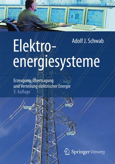 Elektroenergiesysteme - Blick ins Buch