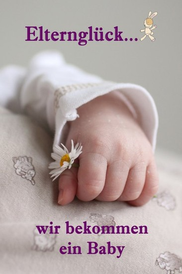 Elternglück...wir bekommen ein Baby - Blick ins Buch