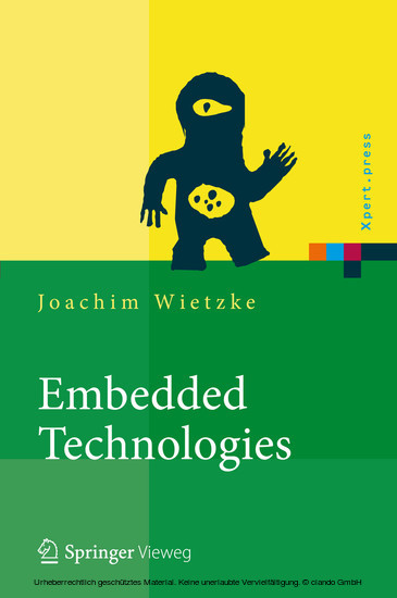 Embedded Technologies - Blick ins Buch