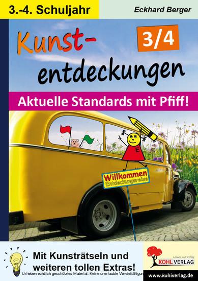 Emmas Kunstentdeckungen / Klasse 3-4 - Blick ins Buch