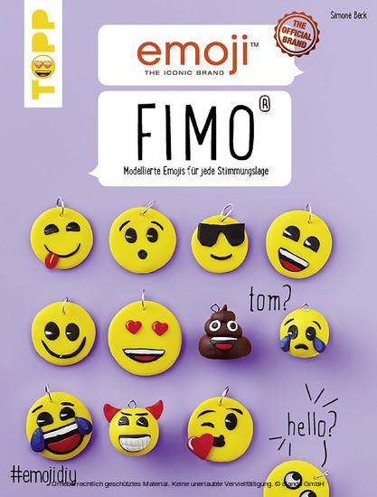 Emoji FIMO® - Blick ins Buch