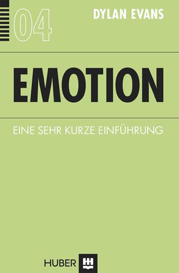 Emotion - Blick ins Buch