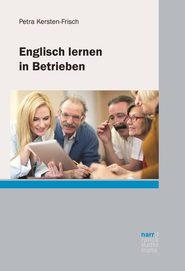 Englisch lernen in Betrieben - Blick ins Buch