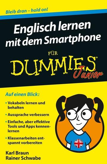 Englisch lernen mit dem Smartphone für Dummies Junior - Blick ins Buch