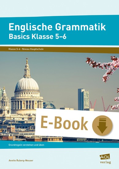 Englische Grammatik - Basics Klasse 5-6 - Blick ins Buch