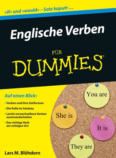 Englische Verben für Dummies - Blick ins Buch
