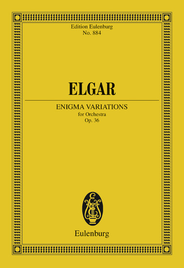 Enigma Variations - Blick ins Buch