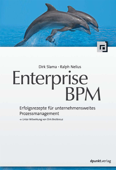 Enterprise BPM - Blick ins Buch