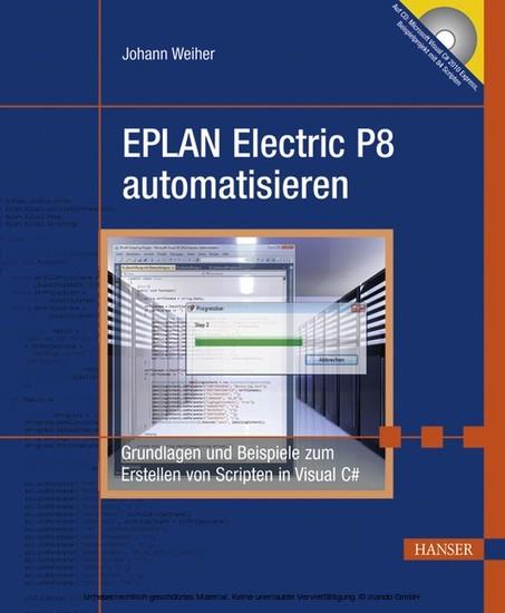 EPLAN Electric P8 automatisieren - Blick ins Buch