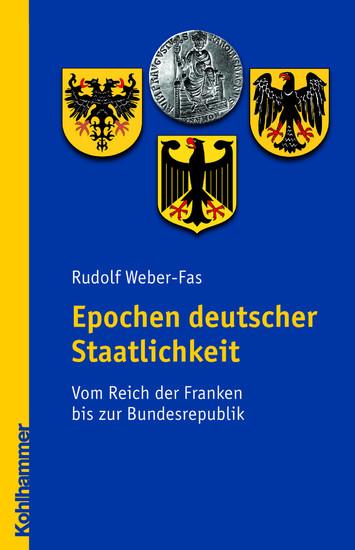 Epochen deutscher Staatlichkeit - Blick ins Buch