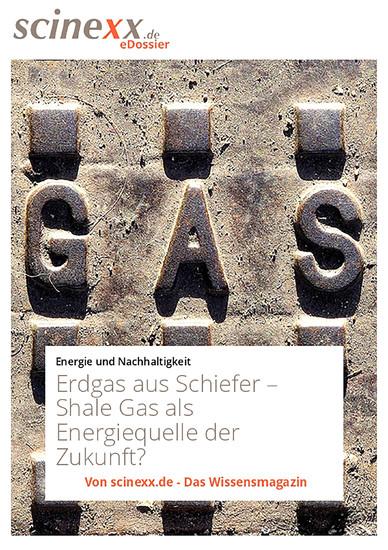 Erdgas aus Schiefer - Blick ins Buch