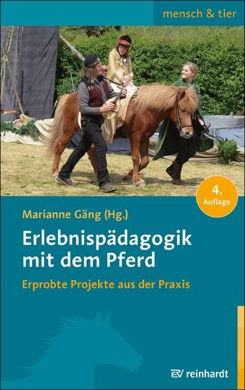 Erlebnispädagogik mit dem Pferd - Blick ins Buch