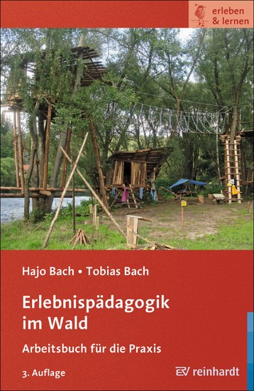 Erlebnispädagogik im Wald - Blick ins Buch