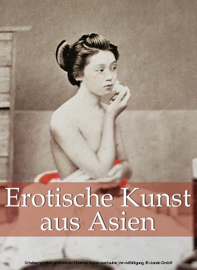 Erotische Kunst aus Asien - Blick ins Buch