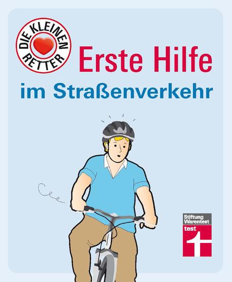 Erste Hilfe im Straßenverkehr - Blick ins Buch