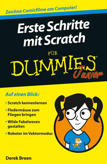 Erste Schritte mit Scratch für Dummies Junior - Blick ins Buch