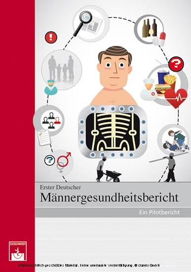 Erster Deutscher Männergesundheitsbericht - Blick ins Buch