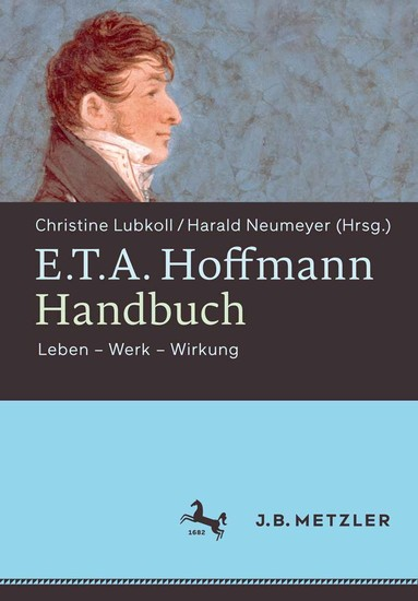 E.T.A. Hoffmann-Handbuch - Blick ins Buch