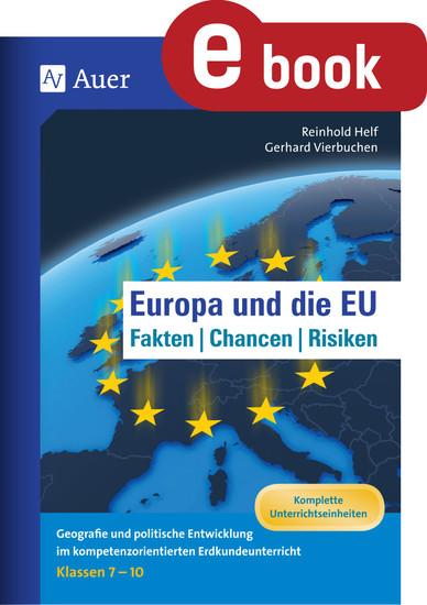 Europa und die EU - Fakten, Chancen, Risiken - Blick ins Buch