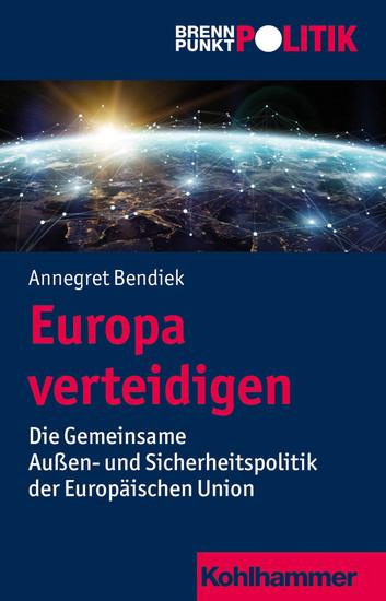 Europa verteidigen - Blick ins Buch