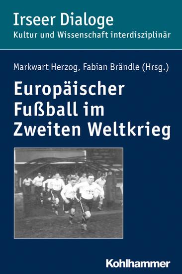 Europäischer Fußball im Zweiten Weltkrieg - Blick ins Buch