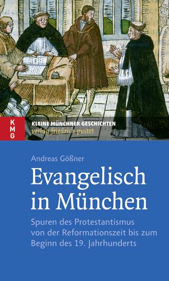 Evangelisch in München - Blick ins Buch