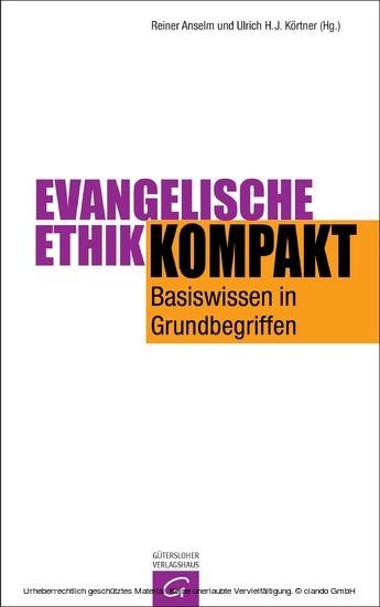 Evangelische Ethik kompakt - Blick ins Buch