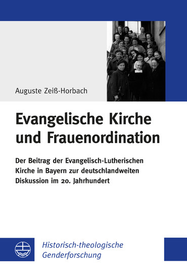 Evangelische Kirche und Frauenordination - Blick ins Buch