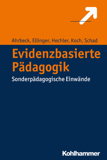 Evidenzbasierte Pädagogik - Blick ins Buch