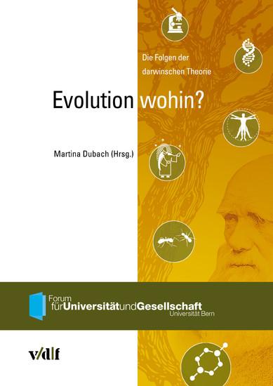 Evolution wohin? - Blick ins Buch