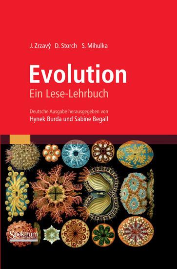 Evolution - Blick ins Buch