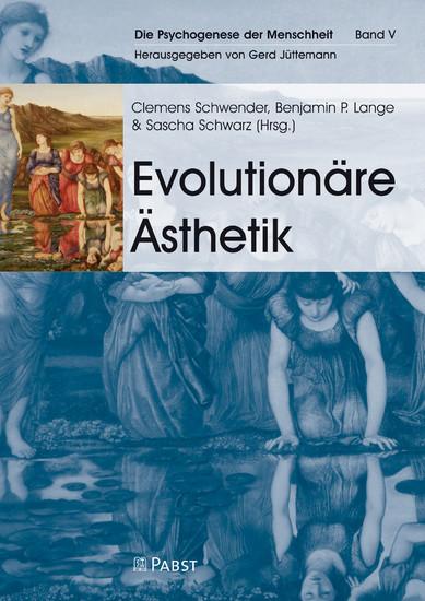 Evolutionäre Ästhetik - Blick ins Buch