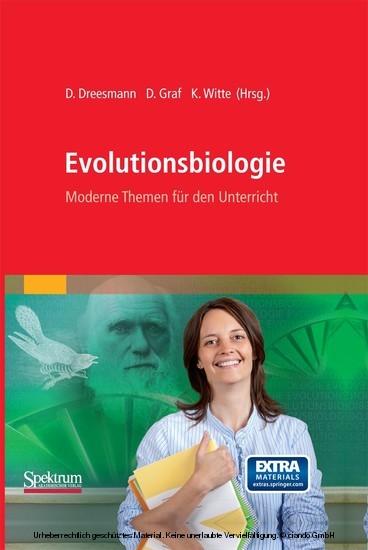 Evolutionsbiologie - Blick ins Buch
