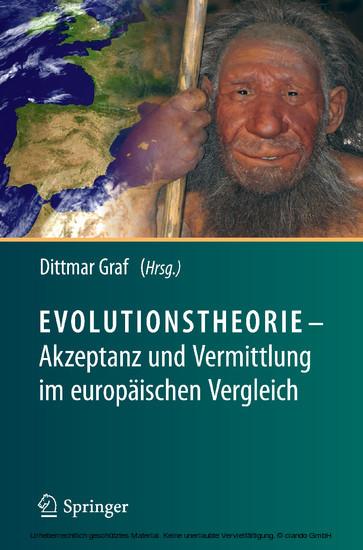 Evolutionstheorie - Akzeptanz und Vermittlung im europäischen Vergleich - Blick ins Buch