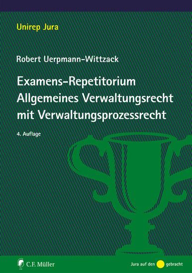 Examens-Repetitorium Allgemeines Verwaltungsrecht mit Verwaltungsprozessrecht - Blick ins Buch