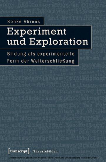 Experiment und Exploration - Blick ins Buch