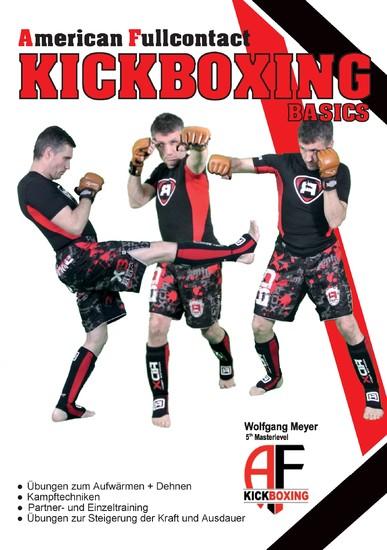 A. F. Kickboxing - Basics - Blick ins Buch