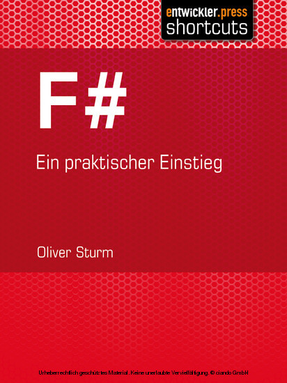 F# - Blick ins Buch
