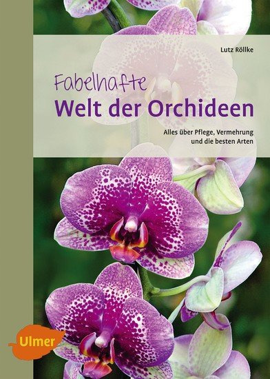Fabelhafte Welt der Orchideen - Blick ins Buch