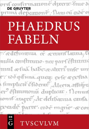 Fabeln - Blick ins Buch