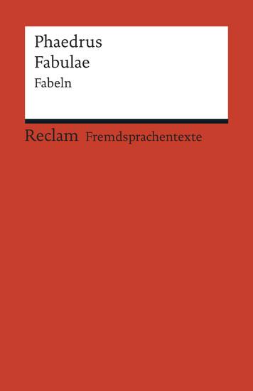 Fabulae - Blick ins Buch