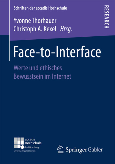Face-to-Interface - Blick ins Buch