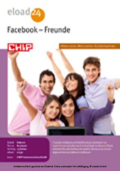 Facebook - Freunde - Blick ins Buch