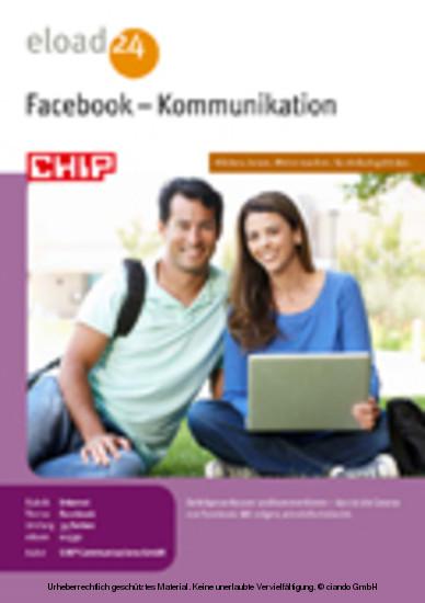 Facebook - Kommunikation - Blick ins Buch