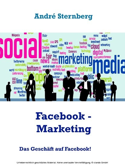 Facebook - Marketing - Blick ins Buch