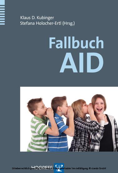 Fallbuch AID - Blick ins Buch