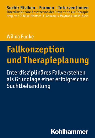 Fallkonzeption und Therapieplanung - Blick ins Buch