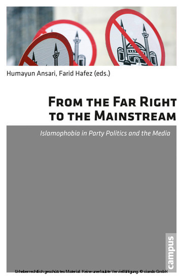 From the Far Right to the Mainstream - Blick ins Buch